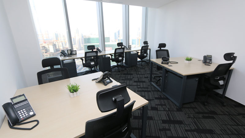 Serviced offices Dubai